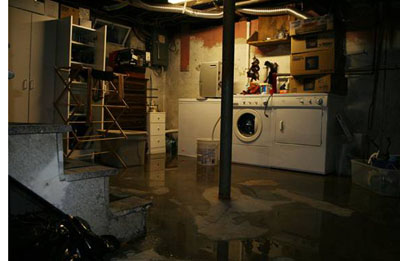 Wet Basement? Call ...